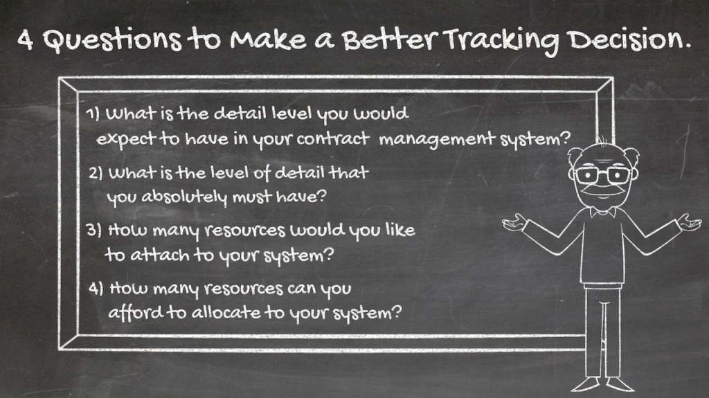 4 Questions to Improve Contract Management
